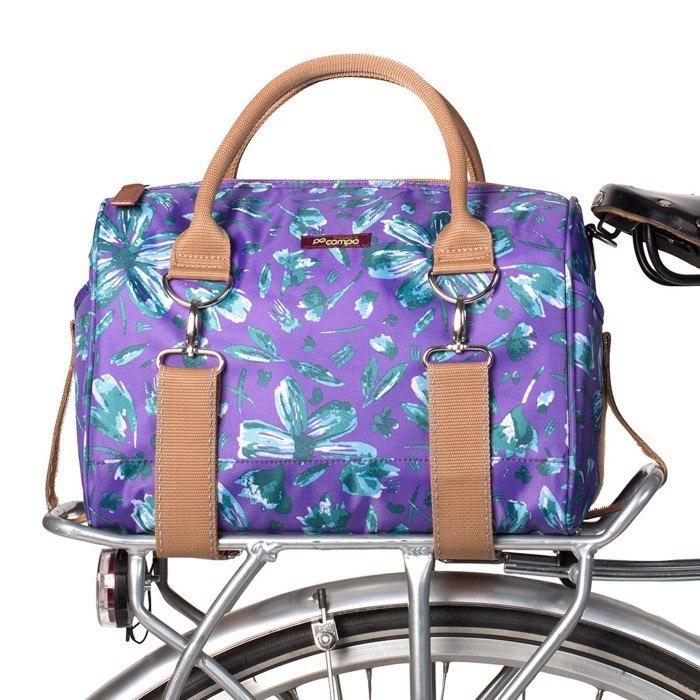Logan_Bike_Trunk_Bag_Petals_Bike